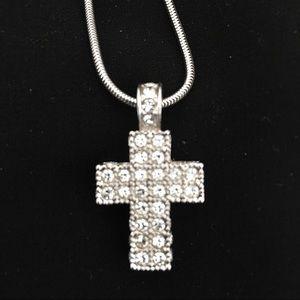Swarovski Jewelry - Authentic Swarovski Cross